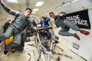 Печать в космосе — уже реальность