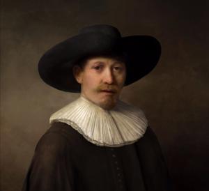 Рембрандт и 3D-принтеры