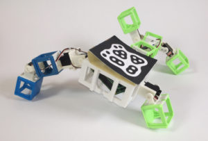 В Амстердаме презентовали исследование Robot Baby