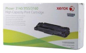 Заправка картриджа Xerox Phaser 3140, 3155 и 3160