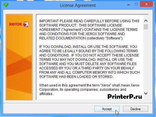 Скачать драйвер для xerox phaser 3010 для windows 7