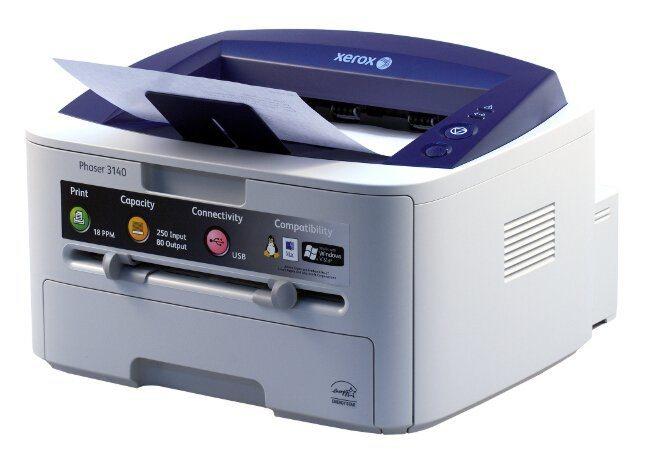 Драйвер принтера xerox phaser 3160