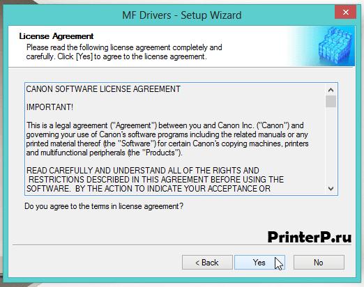 Установить драйвер для принтера canon mf3200