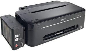 Драйвер для Epson L100