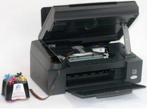 Драйвер для Epson Stylus TX117
