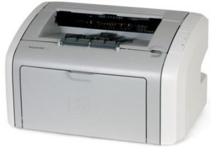 Драйвер для HP LaserJet 1020