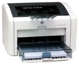 Драйвер для HP LaserJet 1022