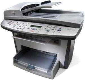 Драйвер для HP LaserJet 3055