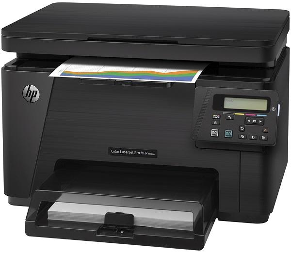 скачать драйвер для принтера hp laserjet m125rnw