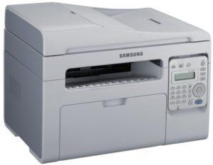 Драйвер для Samsung SCX-3400F