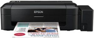 Драйвер для Epson L300