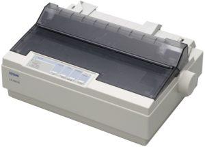 Драйвер для Epson LX-300