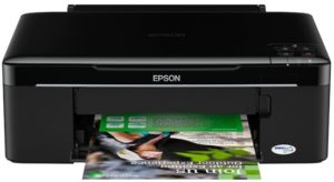 Драйвер для Epson Stylus SX125