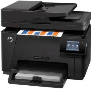 Драйвер для HP Color LaserJet Pro MFP M177fw