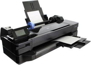 Драйвер для HP Designjet T120