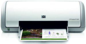 Драйвер для HP DeskJet D1360