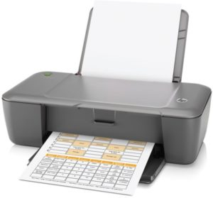 Драйвер для HP DeskJet 1000