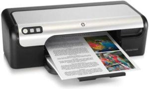 Драйвер для HP DeskJet D2460