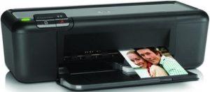 Драйвер для HP DeskJet D2663