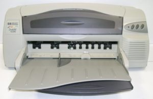 Драйвер для HP Deskjet 1220c