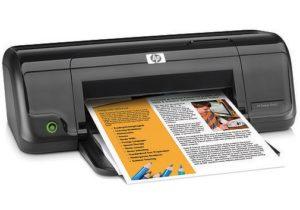 Драйвер для HP DeskJet D1663