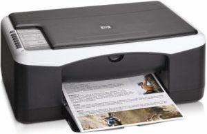 Драйвер для HP DeskJet F2180