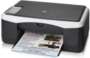 Драйвер для HP DeskJet F2187