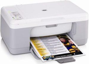 Драйвер для HP DeskJet F2280