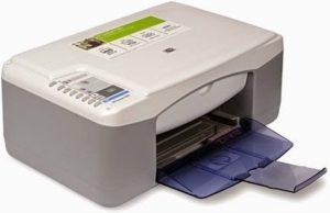 Драйвер для HP DeskJet F380
