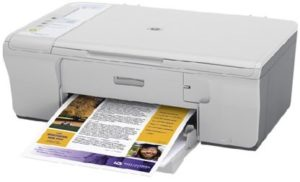 Драйвер для HP DeskJet F4213