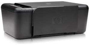 Драйвер для HP DeskJet F4583