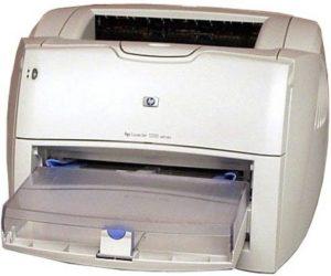 Драйвер для HP LaserJet 1200