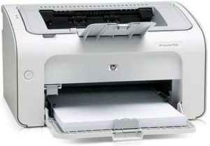 Драйвер для HP LaserJet P1505
