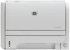 Драйвер для HP LaserJet P2035