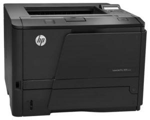 Драйвер для HP LaserJet Pro 400 M401dn