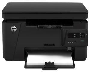 Драйвер для HP LaserJet Pro MFP M125ra