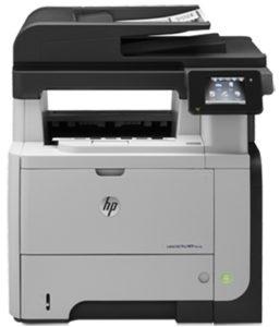 Драйвер для HP LaserJet Pro M521dn