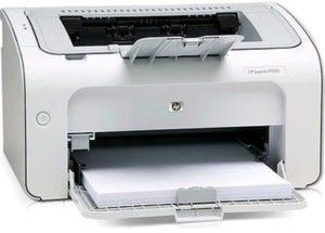 Драйвер для HP LaserJet P1005