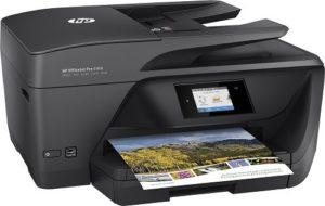 Драйвер для HP Officejet Pro 6968