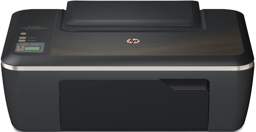 драйвер к принтеру hp deskjet ink advantage 2520hc