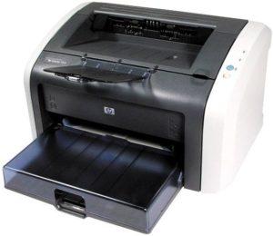 Драйвер для HP LaserJet 1012