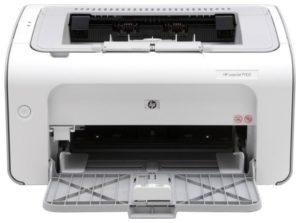 Драйвер для HP LaserJet Pro P1102