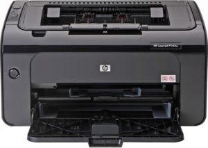 Драйвер для HP LaserJet Pro P1102w