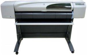 Драйвер для HP Designjet 500