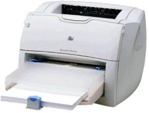 Драйвер для HP LaserJet 1150