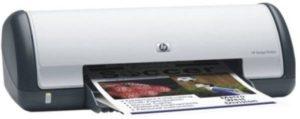 Драйвер для HP DeskJet D1550