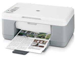 Драйвер для HP DeskJet F2214
