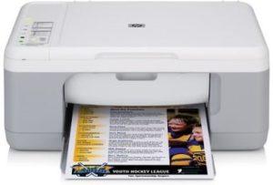 Драйвер для HP DeskJet F2240