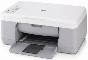 Драйвер для HP DeskJet F2290