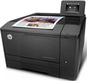 Драйвер для HP LaserJet Pro 200 color M251nw